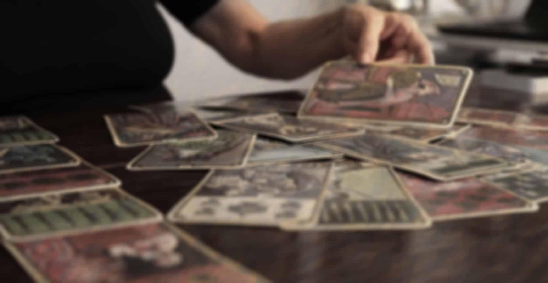 Cartomanzia senza carta di credito
